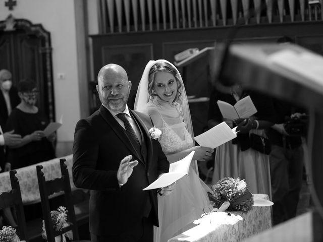 Il matrimonio di Michele e Marika a Montevecchia, Lecco 49