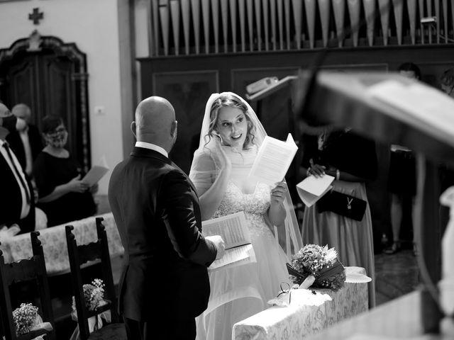 Il matrimonio di Michele e Marika a Montevecchia, Lecco 50