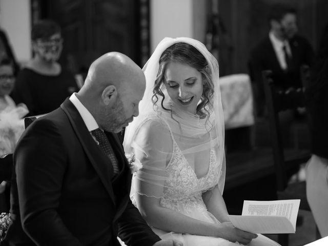 Il matrimonio di Michele e Marika a Montevecchia, Lecco 52