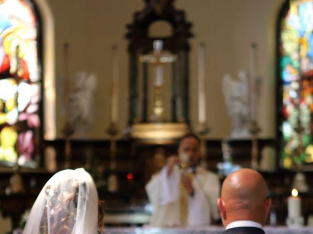 Il matrimonio di Michele e Marika a Montevecchia, Lecco 57