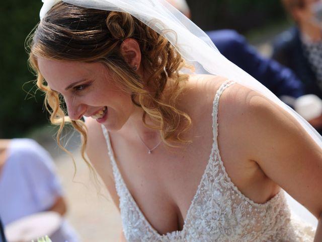 Il matrimonio di Michele e Marika a Montevecchia, Lecco 60