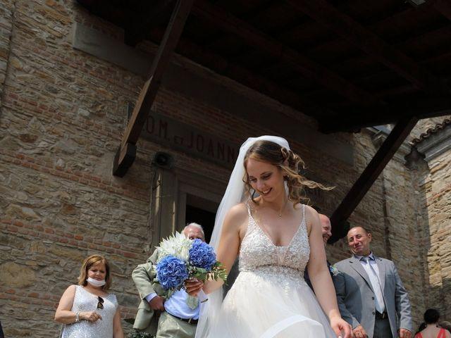 Il matrimonio di Michele e Marika a Montevecchia, Lecco 63