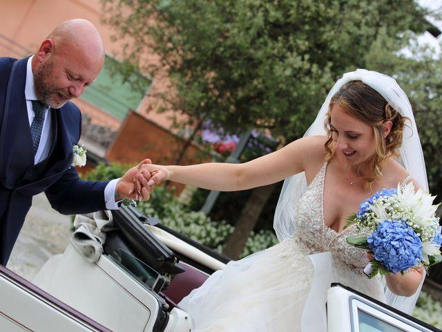 Il matrimonio di Michele e Marika a Montevecchia, Lecco 64