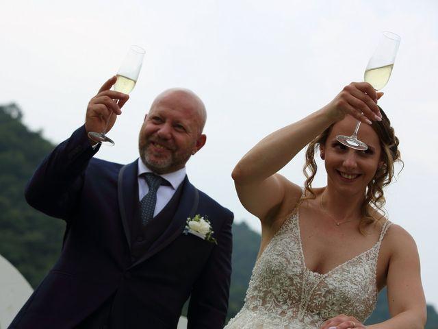 Il matrimonio di Michele e Marika a Montevecchia, Lecco 65