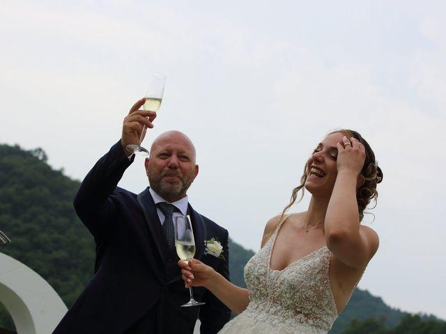 Il matrimonio di Michele e Marika a Montevecchia, Lecco 66