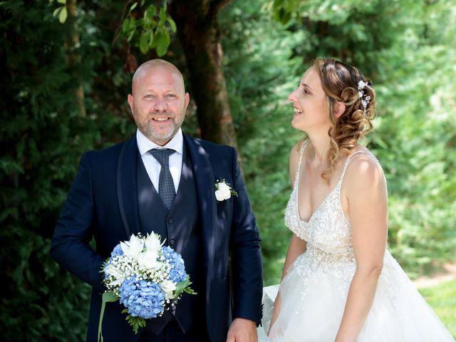 Il matrimonio di Michele e Marika a Montevecchia, Lecco 71