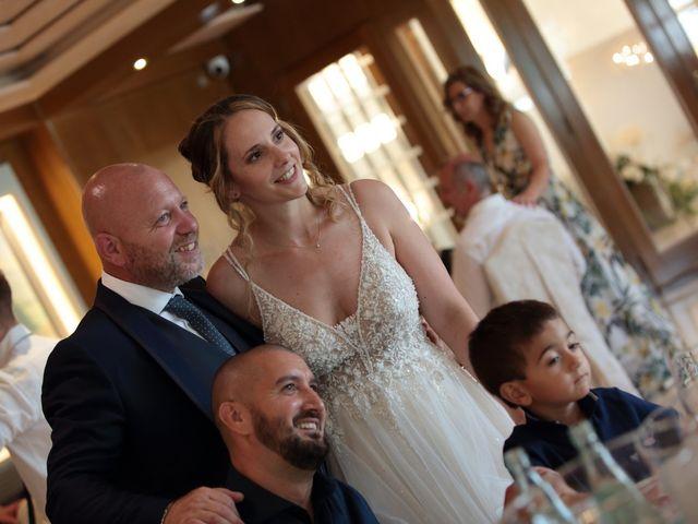Il matrimonio di Michele e Marika a Montevecchia, Lecco 73
