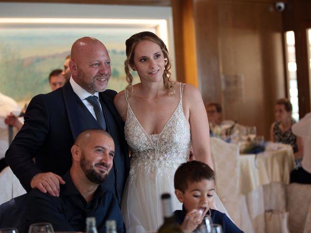 Il matrimonio di Michele e Marika a Montevecchia, Lecco 74