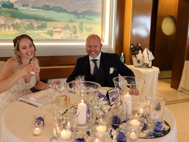 Il matrimonio di Michele e Marika a Montevecchia, Lecco 77