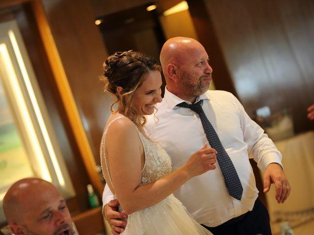 Il matrimonio di Michele e Marika a Montevecchia, Lecco 100