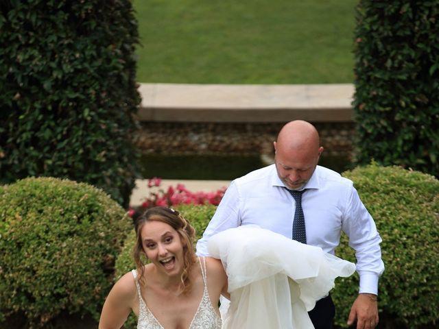 Il matrimonio di Michele e Marika a Montevecchia, Lecco 105