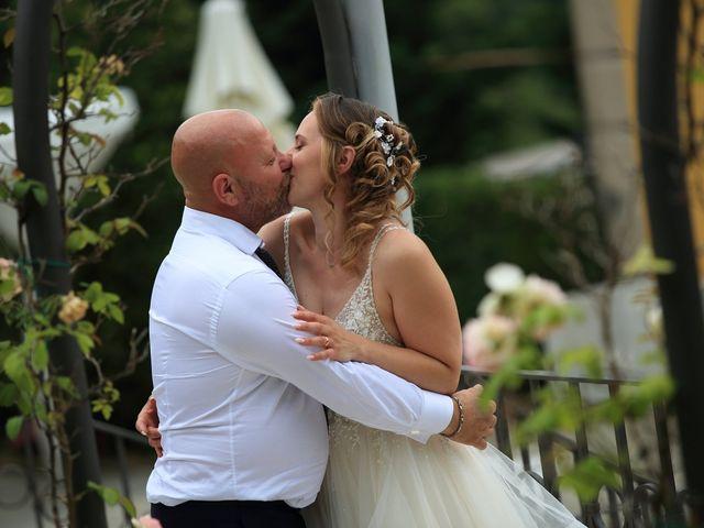 Il matrimonio di Michele e Marika a Montevecchia, Lecco 106
