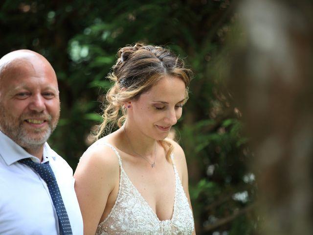 Il matrimonio di Michele e Marika a Montevecchia, Lecco 107