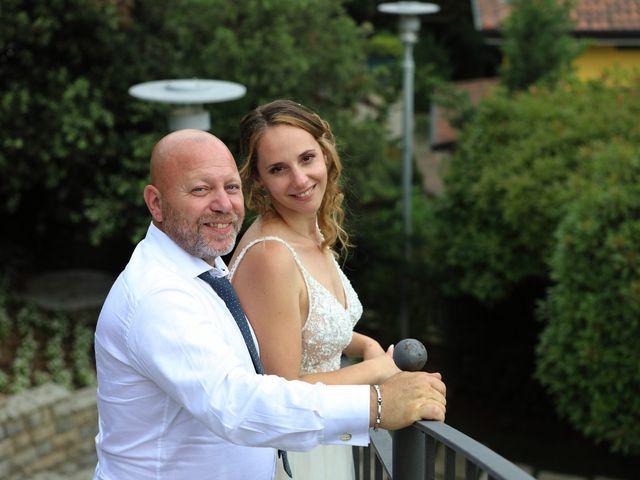 Il matrimonio di Michele e Marika a Montevecchia, Lecco 108