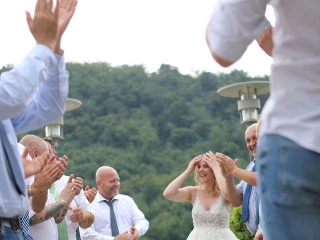Il matrimonio di Michele e Marika a Montevecchia, Lecco 115