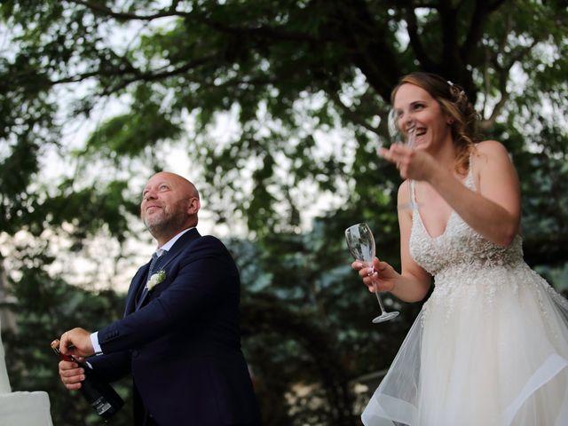 Il matrimonio di Michele e Marika a Montevecchia, Lecco 117