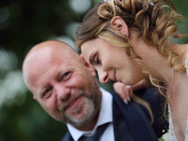 Il matrimonio di Michele e Marika a Montevecchia, Lecco 119