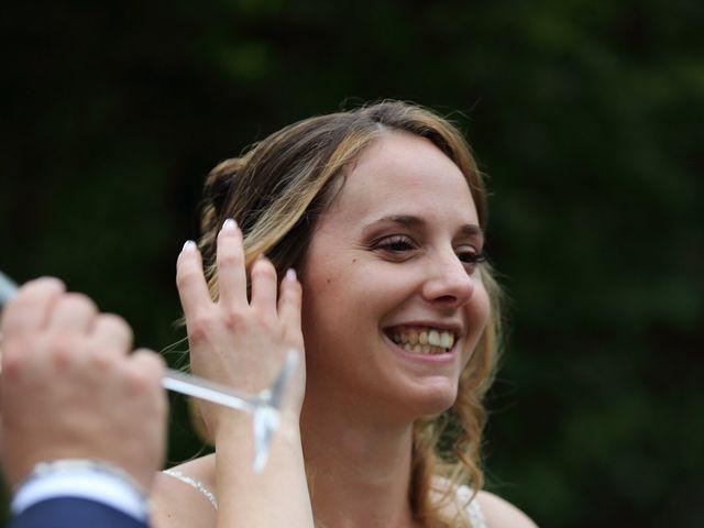 Il matrimonio di Michele e Marika a Montevecchia, Lecco 120
