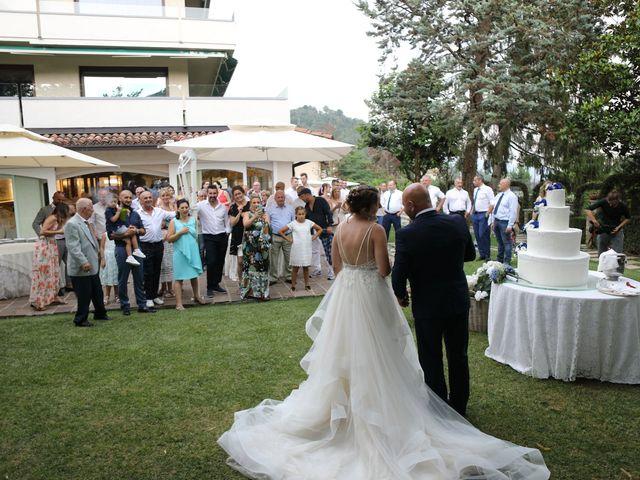 Il matrimonio di Michele e Marika a Montevecchia, Lecco 121