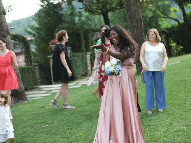 Il matrimonio di Michele e Marika a Montevecchia, Lecco 122