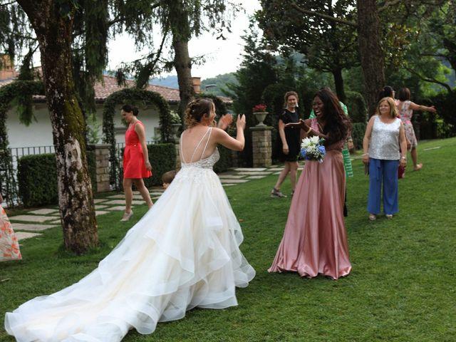 Il matrimonio di Michele e Marika a Montevecchia, Lecco 123