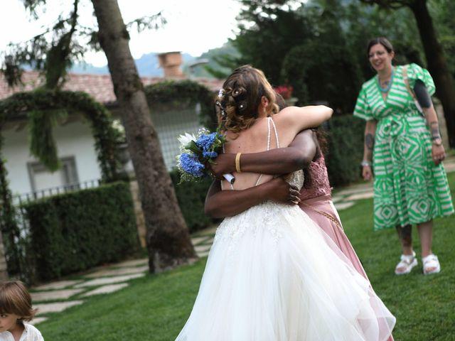 Il matrimonio di Michele e Marika a Montevecchia, Lecco 124