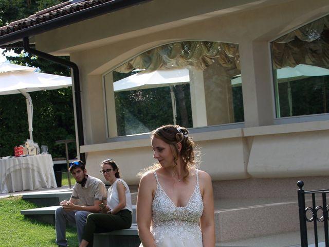 Il matrimonio di Michele e Marika a Montevecchia, Lecco 125