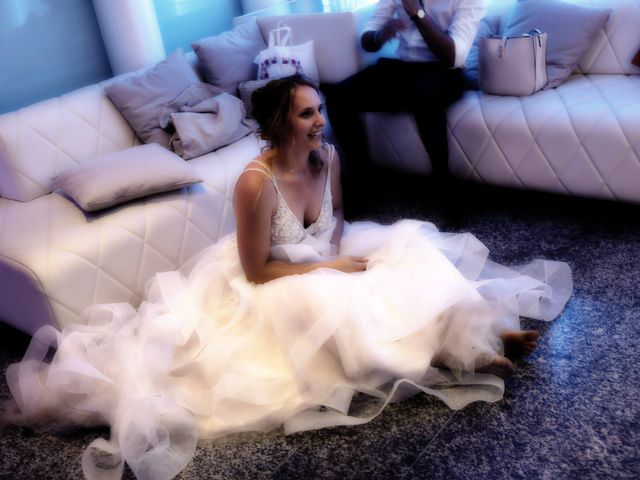 Il matrimonio di Michele e Marika a Montevecchia, Lecco 136