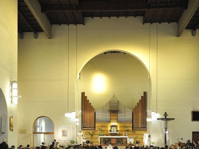 Il matrimonio di Carmine e Martina a Firenze, Firenze 10