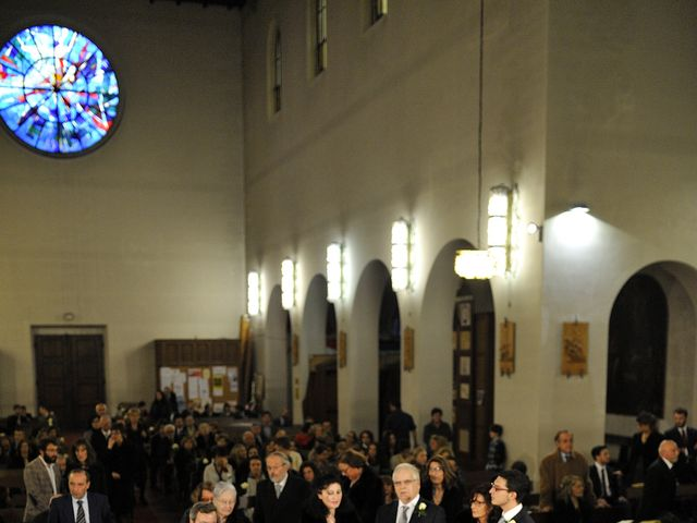 Il matrimonio di Carmine e Martina a Firenze, Firenze 11