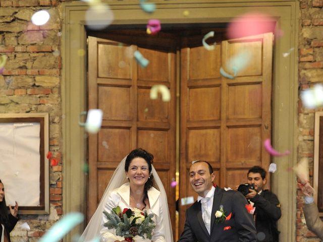 Il matrimonio di Carmine e Martina a Firenze, Firenze 20
