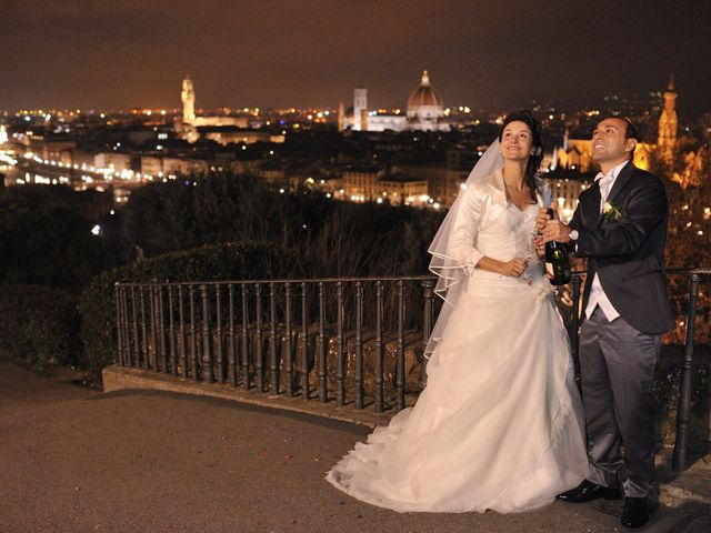 Il matrimonio di Carmine e Martina a Firenze, Firenze 29