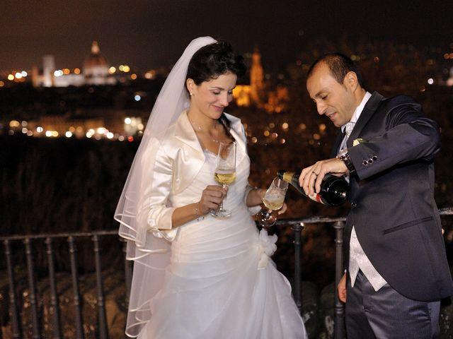 Il matrimonio di Carmine e Martina a Firenze, Firenze 30