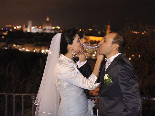 Il matrimonio di Carmine e Martina a Firenze, Firenze 31