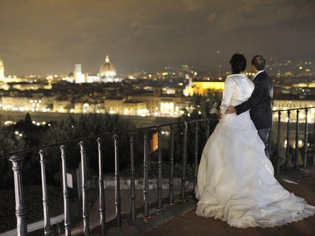 Il matrimonio di Carmine e Martina a Firenze, Firenze 34