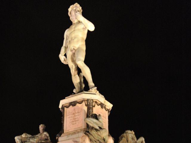 Il matrimonio di Carmine e Martina a Firenze, Firenze 35