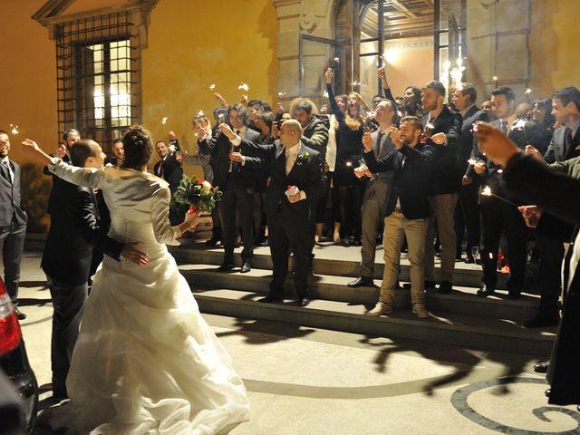 Il matrimonio di Carmine e Martina a Firenze, Firenze 36