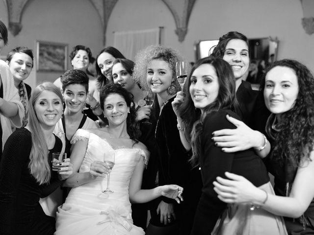Il matrimonio di Carmine e Martina a Firenze, Firenze 40