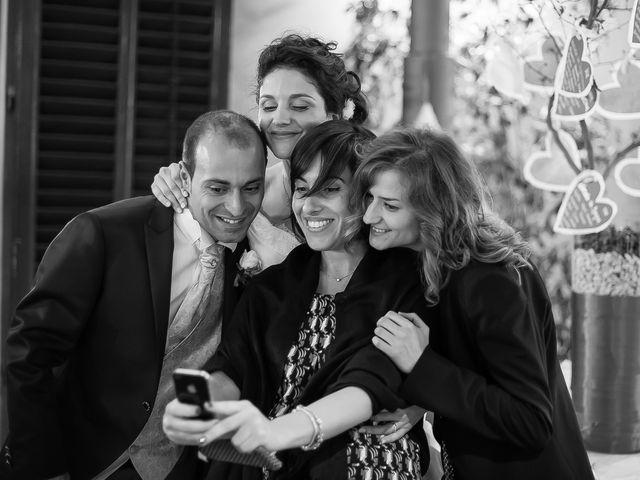 Il matrimonio di Carmine e Martina a Firenze, Firenze 45