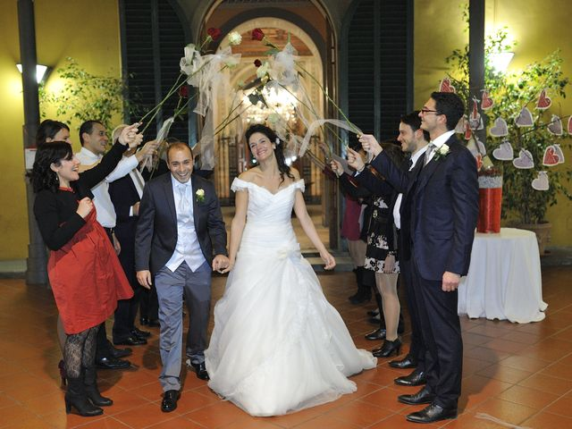 Il matrimonio di Carmine e Martina a Firenze, Firenze 60