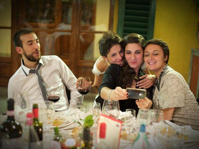 Il matrimonio di Carmine e Martina a Firenze, Firenze 62