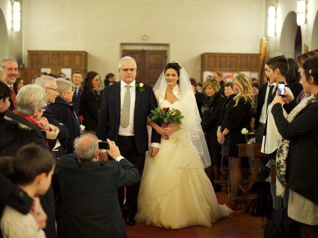 Il matrimonio di Carmine e Martina a Firenze, Firenze 8
