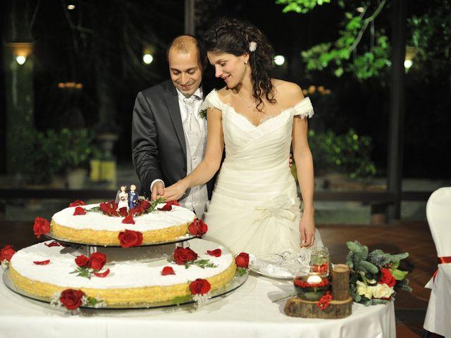 Il matrimonio di Carmine e Martina a Firenze, Firenze 68