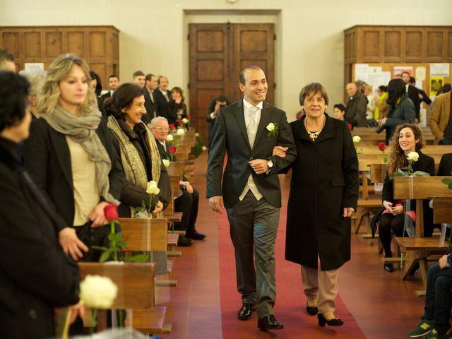 Il matrimonio di Carmine e Martina a Firenze, Firenze 3