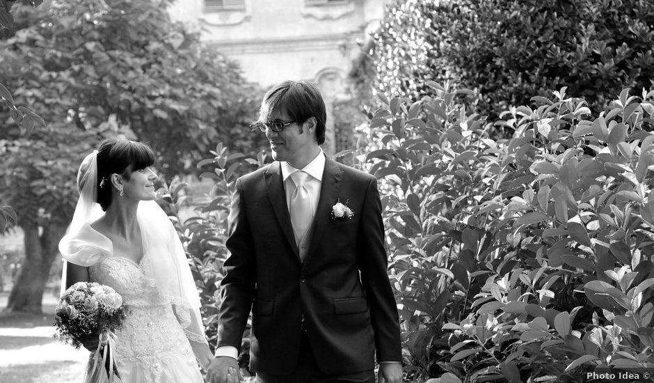 Il matrimonio di Andrea e Francesca a Rivoli, Torino