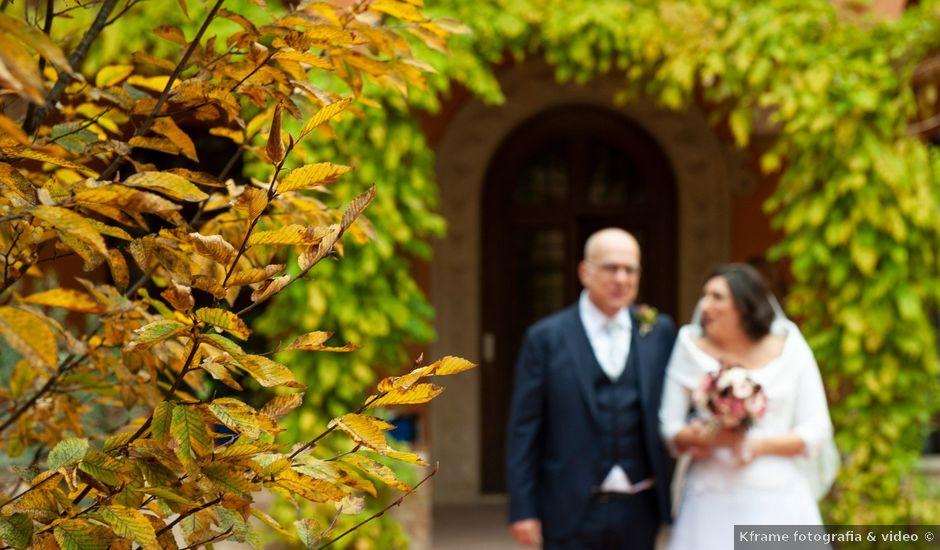 Il matrimonio di Salvatore e Manila a Bologna, Bologna