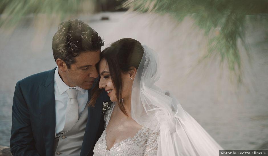 Il matrimonio di Antonio e Maria a Pizzo, Vibo Valentia