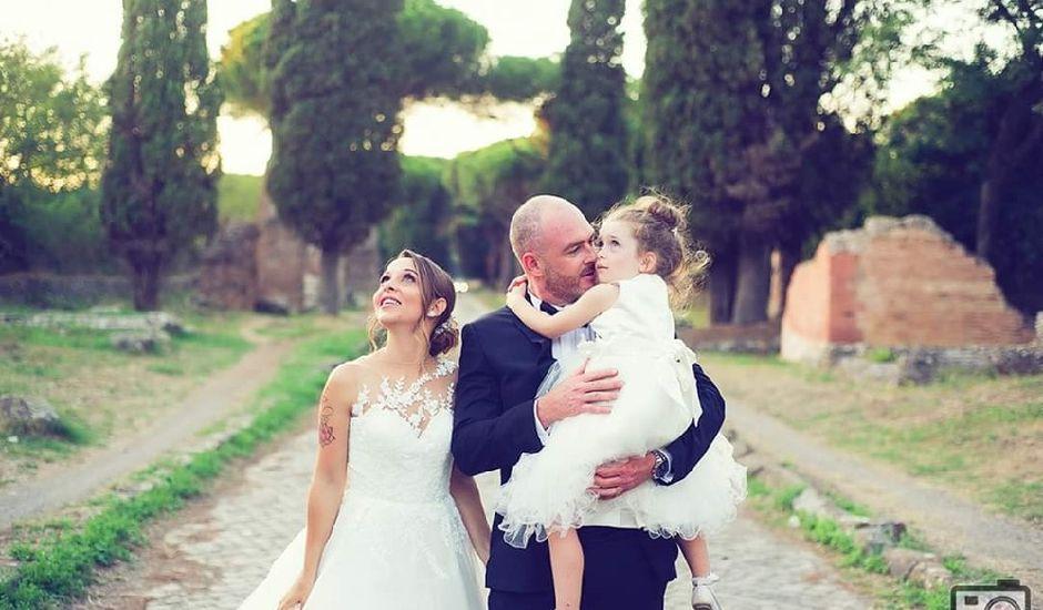 Il matrimonio di Mauro e Stefania a Roma, Roma