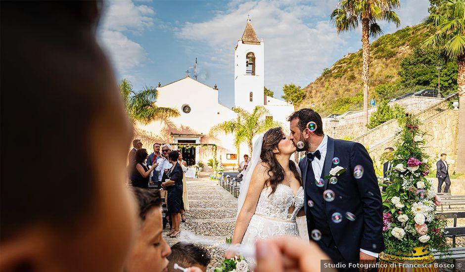 Il matrimonio di Salvatore e Simona a Partinico, Palermo