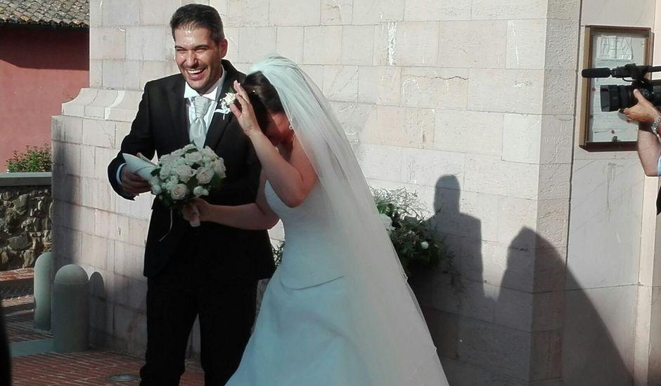 Il matrimonio di Fabrizio Giovannini e Valeria Santimone a Assisi, Perugia